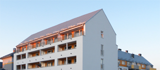 Turka spółdzielnia mieszkaniowa budynek wielorodzinny